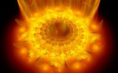 Geankerd in Licht en Bewustzijn